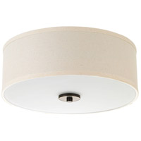 Bowery + Grove 51728-ABED Briscoe LED 13 inch Antique Bronze Flush Mount Ceiling Light