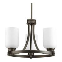Bowery + Grove 51596-ABEO Graford 3 Light 17 inch Antique Bronze Close-to-Ceiling Ceiling Light