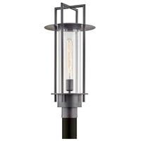 Bowery + Grove 55256-BCI Goliad 1 Light 23 inch Bronze Post Light