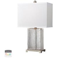 Bowery + Grove 53439-CL Almeda 24 inch 60 watt Clear Table Lamp Portable Light