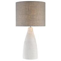 Bowery + Grove 54454-PC Allandale Dr 21 inch 60 watt Polished Concrete Table Lamp Portable Light