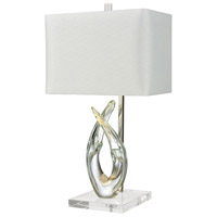 Bowery + Grove 54449-S Buckeye 26 inch 150 watt Sky Table Lamp Portable Light in Incandescent 3-Way