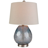 Ivory Polyester Table Lamps