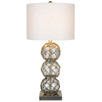 Bowery + Grove 54308-W Arno 30 inch 100 watt White Table Lamp Portable Light