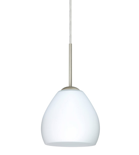 Besa Lighting Satin Nickel Bolla Pendants