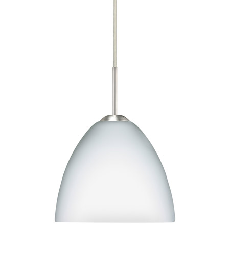 Satin Nickel Steel Sasha II Pendants