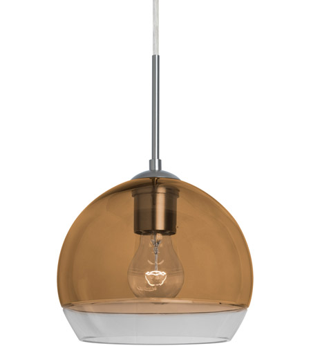 Besa Lighting Satin Nickel Ally Pendants