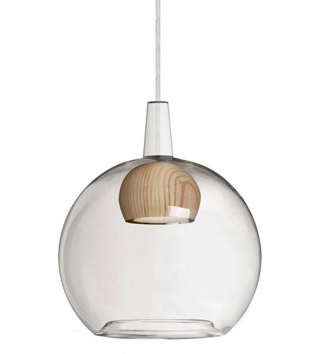 Besa Lighting Satin Nickel Benji Pendants