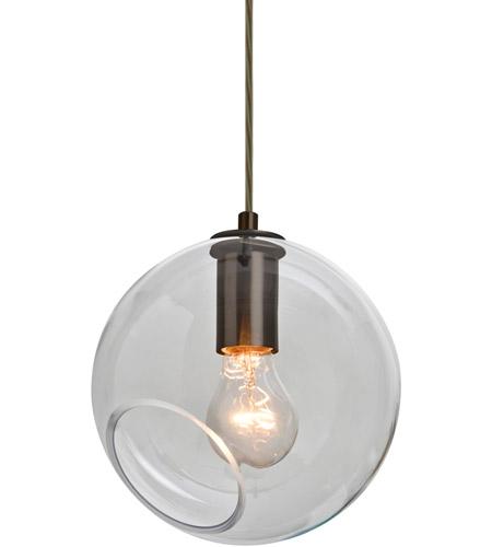 Besa Lighting 1jt Maestro8cl Br Maestro 1 Light Bronze Pendant Ceiling