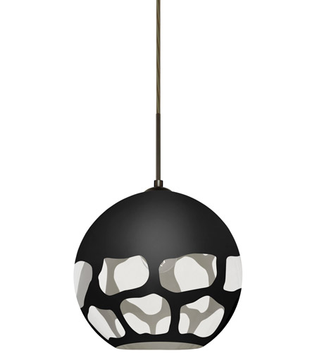 Besa Lighting Rocky Pendants