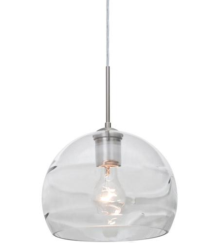 Ceiling light cord Swag Besa Lighting 1jtspir8clsn Spirit Light Satin Nickel Cord Pendant Ceiling Lighting New York Besa Lighting Spirit Light Cord Pendant In Satin Nickel 1jt