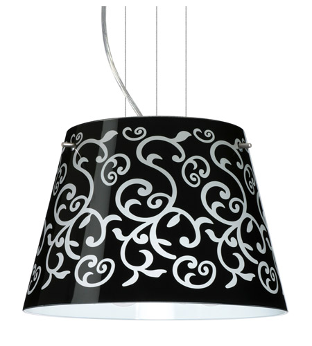 Besa Lighting Satin Nickel Amelia Pendants