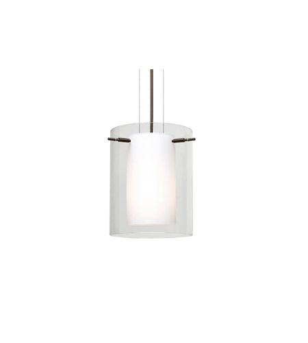 Besa Lighting Steel Pahu Pendants