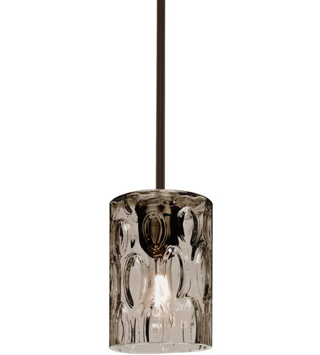 Besa Lighting 1tt Crussm Br Cruise 1 Light Bronze Stem Pendant Ceiling Photo