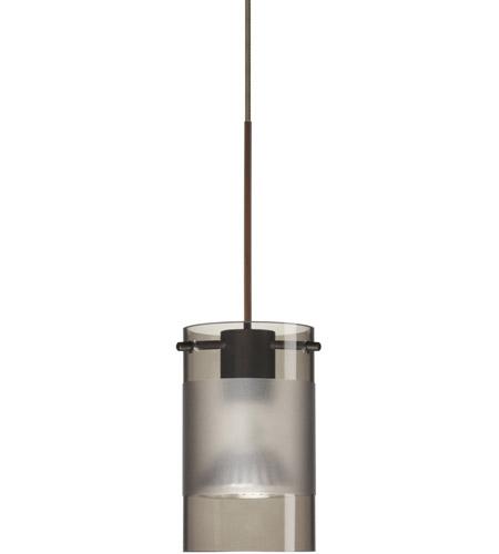 Besa Lighting 1xt 6524es Br Scope 1 Light Bronze Cord Pendant Ceiling