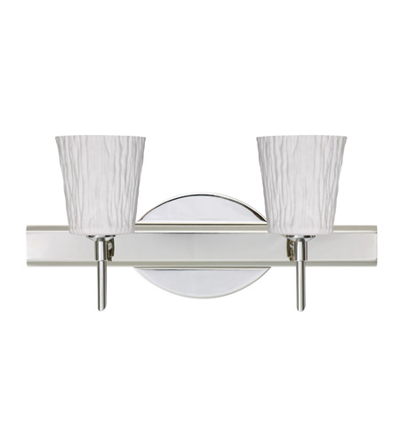 Chrome Nico 4 Bathroom Vanity Lights