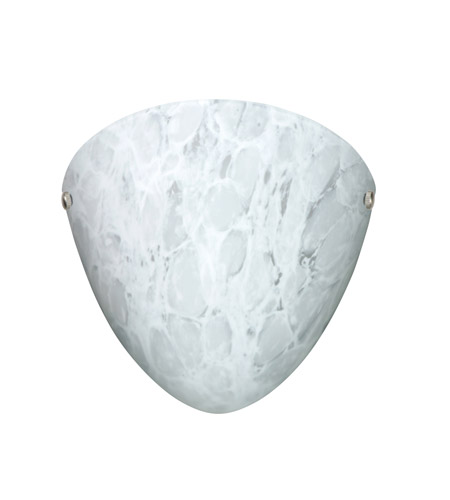 Besa lighting 701719 led sn kailee led 10 inch satin nickel ada wall besa lighting 701719 led sn kailee led 10 inch satin nickel ada wall sconce wall light in carrera glass aloadofball Image collections
