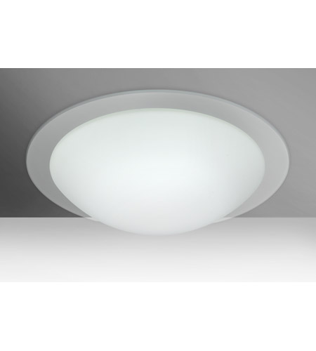 Besa Lighting Ring 19 Flush Mounts
