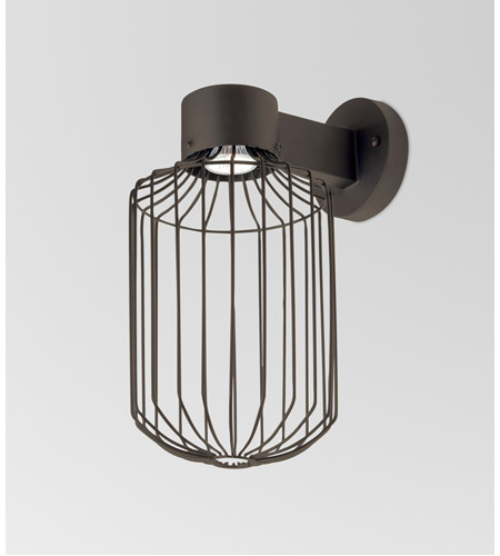 Besa Lighting Sultana C Wall Led Br 15 Inch Bronze Outdoor Sconce
