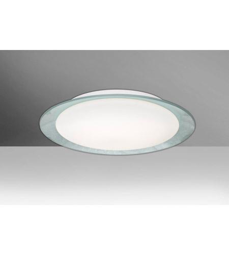 Besa Lighting Tuca15sfc Led Tuca 15 16 Inch Flush Mount Ceiling Light