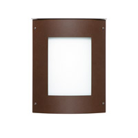 Besa Lighting 105-842007-BR Moto 1 Light 10 inch Bronze Outdoor Sconce
