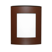 Besa Lighting 109-WA-BR Moto 2 Light 16 inch Bronze Outdoor Sconce