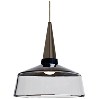 Besa Lighting Bronze Steel Baron Pendants
