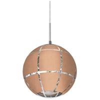Besa Lighting 1JT-BLOOM12CP-LED-SN Bloom LED Satin Nickel Pendant Ceiling Light