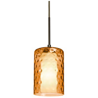 B1JT-ESAAM-BR Esa Lighting Esa 1 Light Bronze Pendant Ceiling Light
