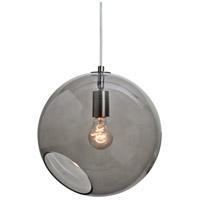 Besa Lighting 1JT-MAESTRO12SM-SN Maestro 1 Light Satin Nickel Pendant Ceiling Light