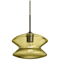 Besa Lighting Bronze Brass Zen Pendants