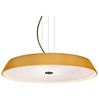 Besa Lighting 1KV-SOPHI1880-LED-BR Sophi 18 LED Bronze Round Suspension Ceiling Light