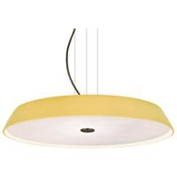 Besa Lighting 1KV-SOPHI18VM-LED-BR Sophi 18 LED Bronze Round Suspension Ceiling Light