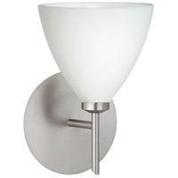Satin Nickel Mia Wall Sconces