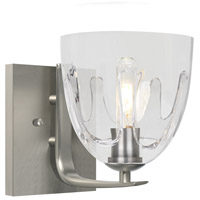 Phantom 6 1 Light 6 inch Satin Nickel Vanity Wall Light