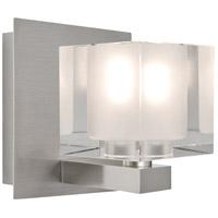 Besa Lighting 1WF-BOLOFR-LED-SN Bolo LED 6 inch Satin Nickel Vanity Light Wall Light