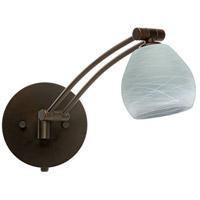 Besa Lighting 1WW-560560-BR Tay Tay 1ww 13 inch 50 watt Bronze Swing Arm Sconce Wall Light