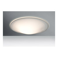 Besa Lighting 2CS-909639 Luma Slim 14 2 Light 14 inch Flush Mount Ceiling Light in Incandescent