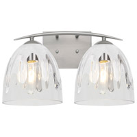 Steel Phantom Bathroom Vanity Lights