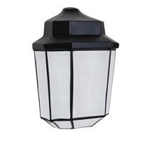 Besa Lighting 302857-FR 3028 Series 1 Light 10 inch Black Outdoor Sconce, Costaluz