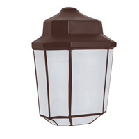 3028 Series 1 Light 10 inch Bronze Outdoor Sconce, Costaluz