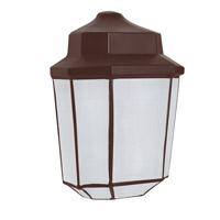 Besa Lighting 302898-FR 3028 Series 1 Light 10 inch Bronze Outdoor Sconce Costaluz