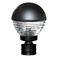 3061 Series 1 Light 13 inch Black Outdoor Post Mount, Costaluz