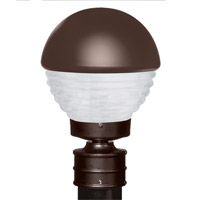 3061 Series 1 Light 13 inch Bronze Outdoor Post Mount, Costaluz