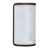 Besa Lighting 307998-FR 3079 Series 1 Light 10 inch Bronze Outdoor Sconce Costaluz