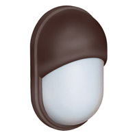 Costaluz 3091 Series 1 Light 11 inch Bronze Outdoor Sconce