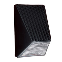 3092 Series 1 Light 10 inch Black Outdoor Sconce, Costaluz