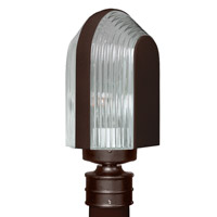 3139 Series 1 Light 14 inch Bronze Outdoor Post Mount, Costaluz