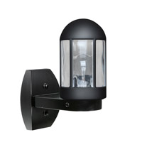 3151 Series 1 Light 12 inch Black Outdoor Sconce, Costaluz