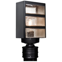 Besa Lighting 351358-POST 3513 Series 1 Light 13 inch Post Mount Costaluz